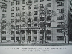 Bieber Building of the Department of Agriculture , Washington, DC, 1915, Messrs. MacNeil & MacNeil