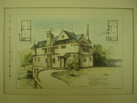 baker house 1885 products st croix architecture