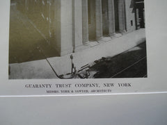 Guaranty Trust Company , New York, NY, 1913, Messrs. York & Sawyer