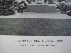 Eastover, New London, CT, 1912, Mr. Charles A. Platt