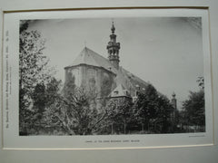 Chapel of the Grand Beguinage , Ghent, Beligum, EUR, 1890, Unknown