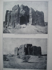 Casa Grande Ruins, Coolidge, AZ, 1898, Unknown