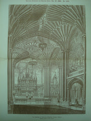 Empress of Austria's Memorial Chapel , Geneva, Switzerland, EUR, 1900, Lawrence Harvey