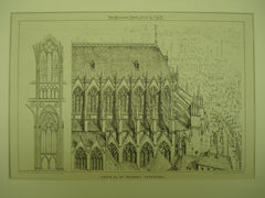 St. Martin's Cathedral , Ypres, Belgium, EUR, 1872, Unknown
