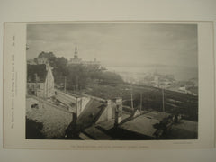 Grand Battery and Laval University , Quebec, CAN, 1888, Unknown