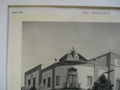 Wiltshire Masonic Lodge , Los Angeles, CA, 1930, Meyer and Holler