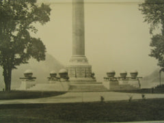 Battle Monument, West Point, NY, 1900, McKim, Mead and White