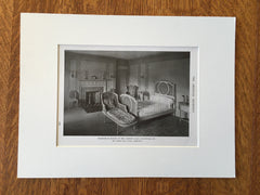 House of Mrs. Ernest Allis, Louisville, KY, 1916, Lithograph. L.C. Albro