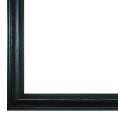 Traditional Black Frame