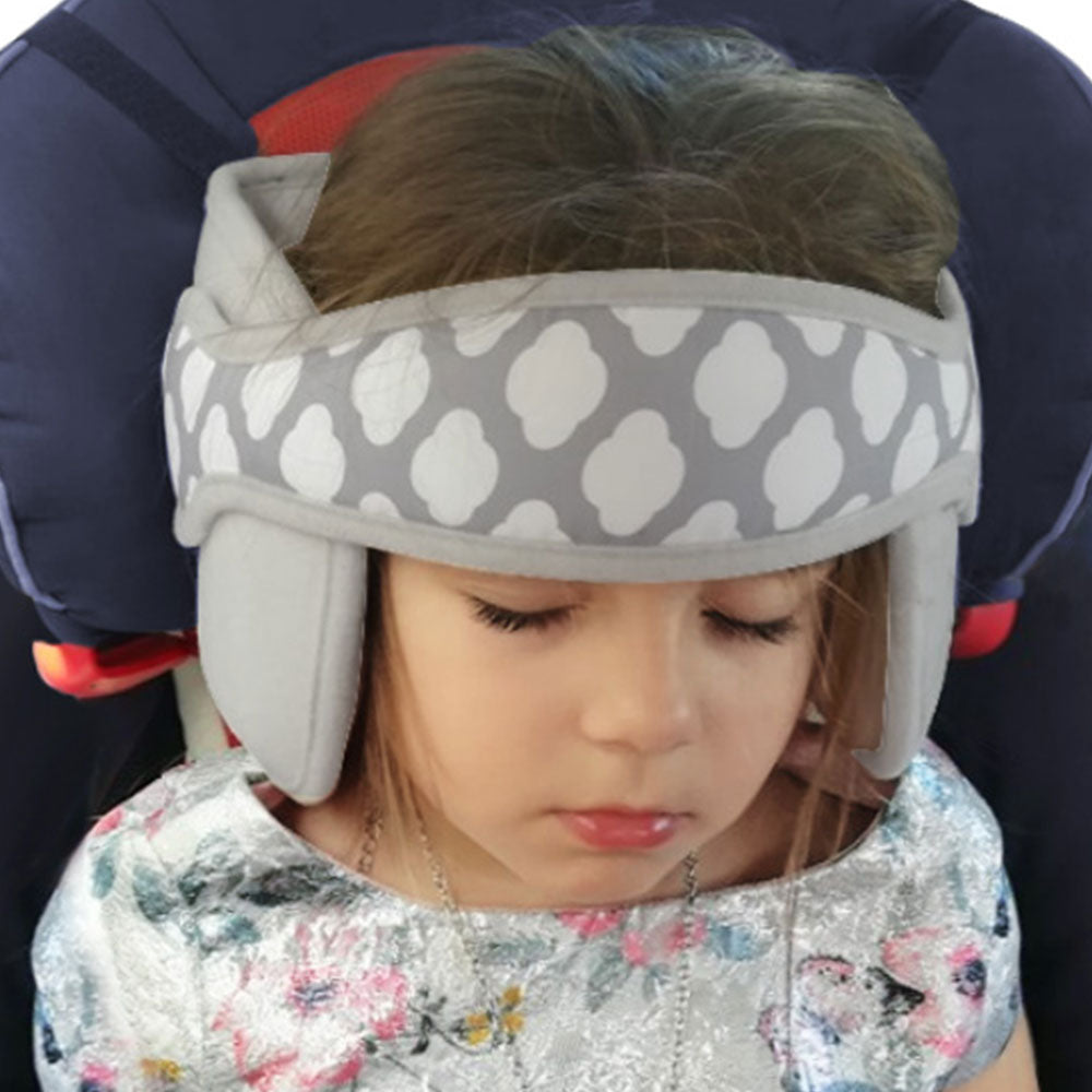 Baby Kids Head Neck Support Car Seat Belt Safety Headrest Pillow Pad Protector