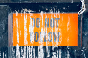 Do not follow (Print)