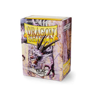 Dragon Shield Standard Card Sleeves - Lilac Matte