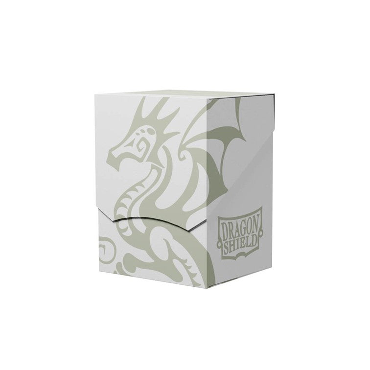 Dragon Shield Deck Shell - White - Ultimate TCG Limited