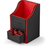Dragon Shield Nest 100+ Deck Box - Black/Red - UltimateTCG