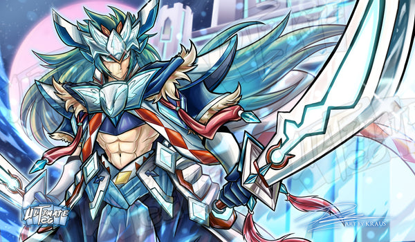 Cardfight!! Vanguard Playmat - Aerial Divine Knight Altmile - UltimateTCG