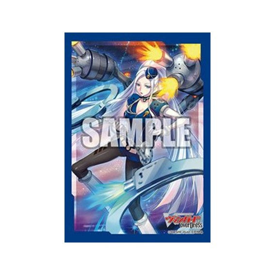 Cardfight!! Vanguard OverDress Card Sleeves - Aurora Battle Princess, Seraph Snow