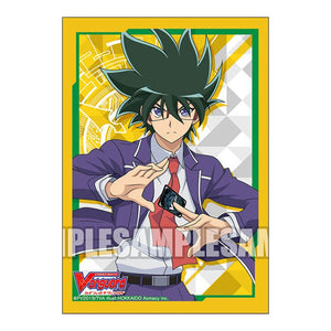 Cardfight!! Vanguard Card Sleeves - Shinemon Nitta - Ultimate TCG Limited