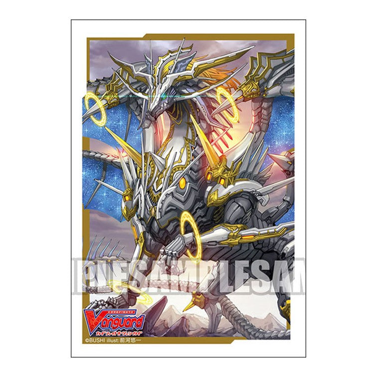 Cardfight!! Vanguard Card Sleeves - Quaking Heavenly Dragon, Astraios Dragon - Ultimate TCG Limited