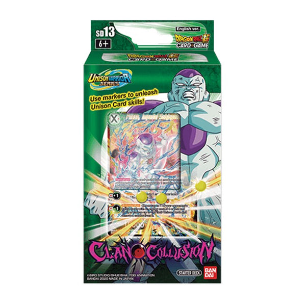 Dragon Ball Super CG Starter Deck 13 - Clan Collusion - UltimateTCG