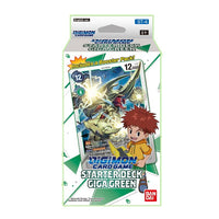 Digimon Card Game Starter Deck ST4 - Giga Green