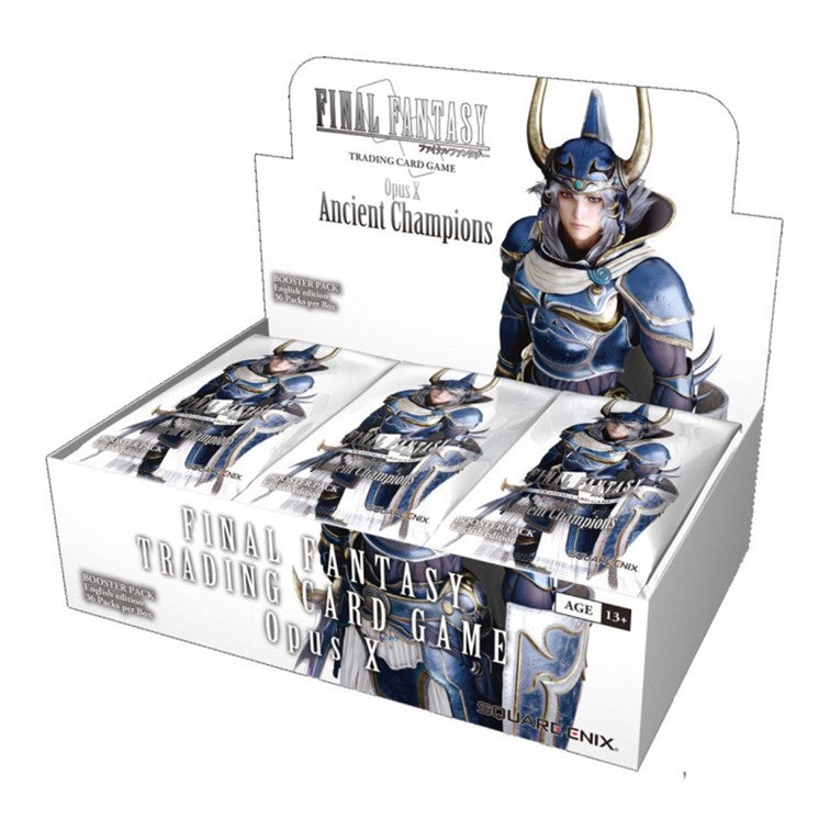 Final Fantasy Opus X (10) Booster Box - Ultimate TCG Limited