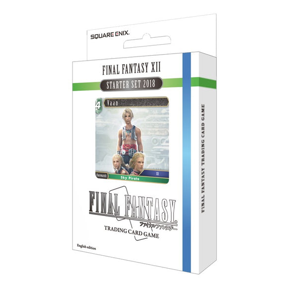 Final Fantasy Starter Set - Final Fantasy XII (12) - UltimateTCG