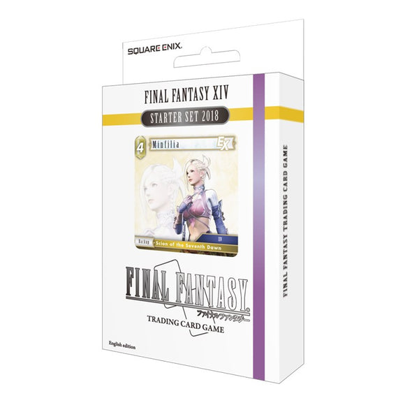 Final Fantasy Starter Set - Final Fantasy XIV (14) - UltimateTCG