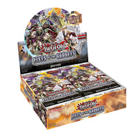 Yu-Gi-Oh! Fists of the Gadgets Booster Box - UltimateTCG