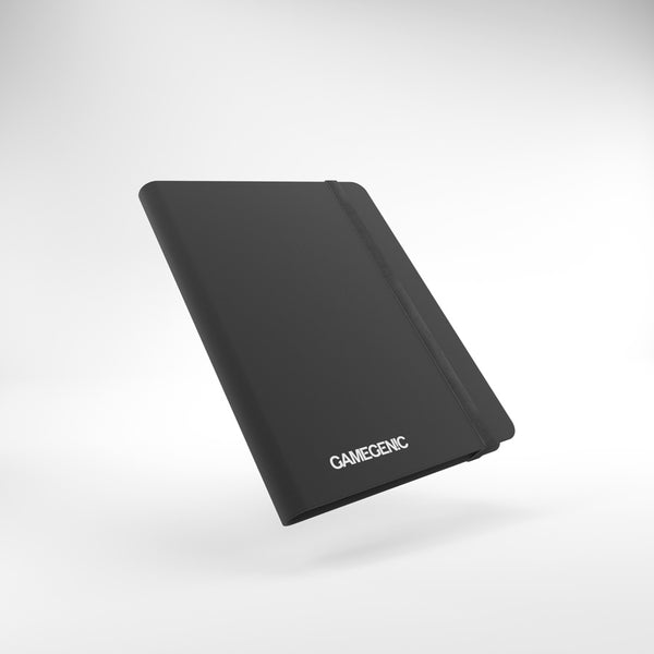 Gamegenic Casual Album 18-Pocket - Black - UltimateTCG