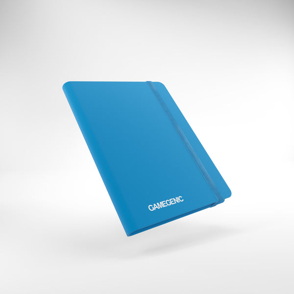 Gamegenic Casual Album 18-Pocket - Blue - UltimateTCG