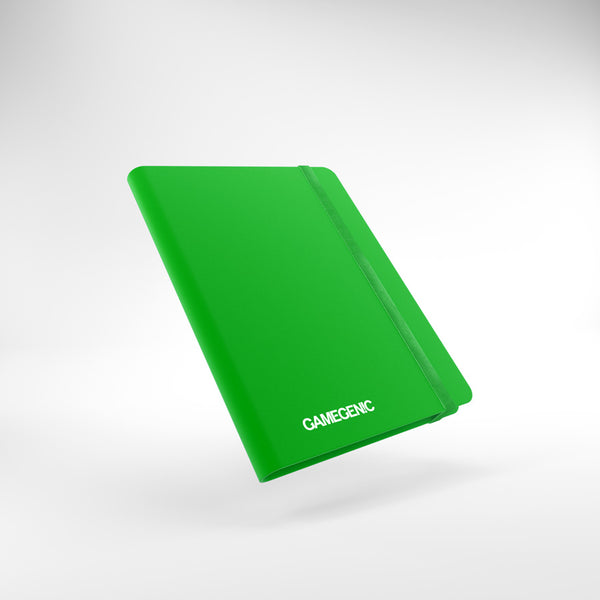 Gamegenic Casual Album 18-Pocket - Green - UltimateTCG