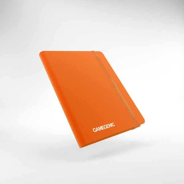 Gamegenic Casual Album 18-Pocket - Orange - UltimateTCG