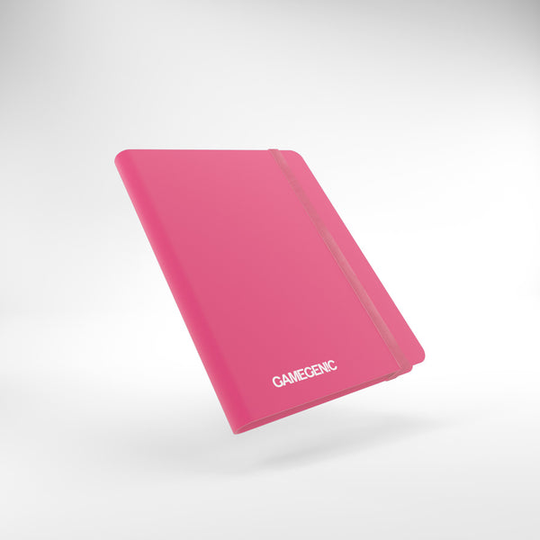 Gamegenic Casual Album 18-Pocket - Pink - UltimateTCG