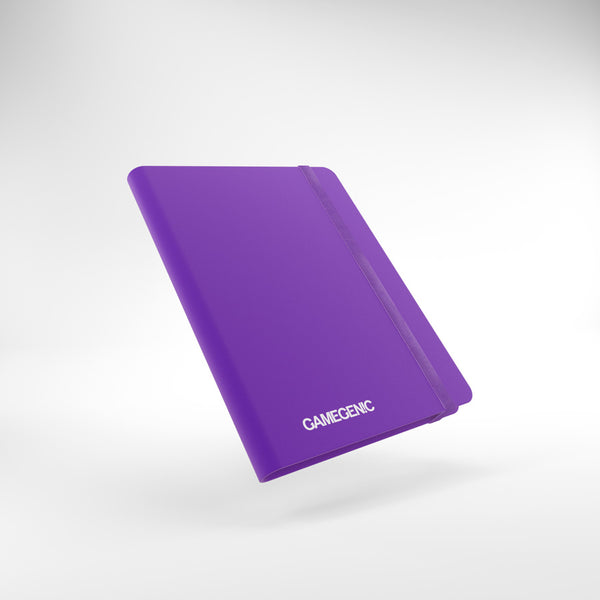 Gamegenic Casual Album 18-Pocket - Purple - UltimateTCG