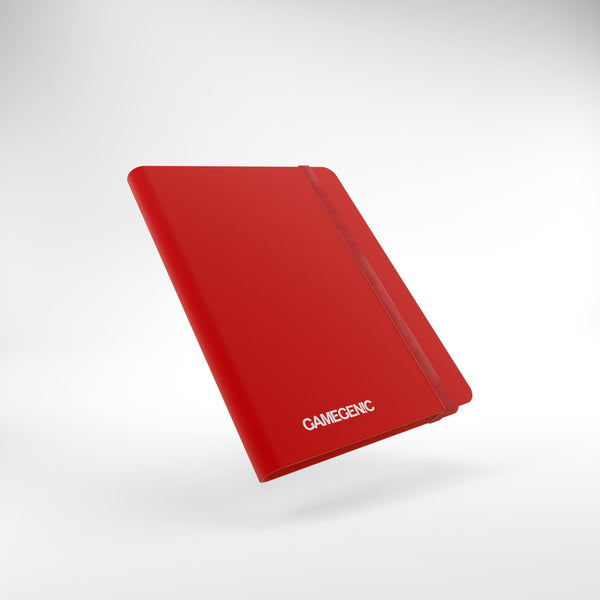 Gamegenic Casual Album 18-Pocket - Red - UltimateTCG