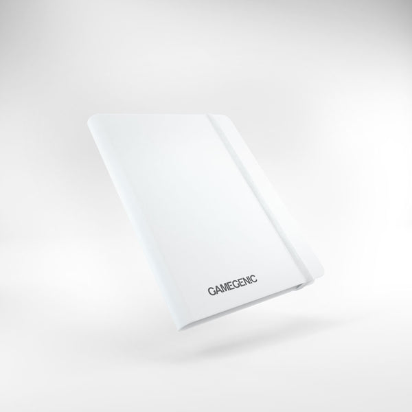 Gamegenic Casual Album 18-Pocket - White - UltimateTCG