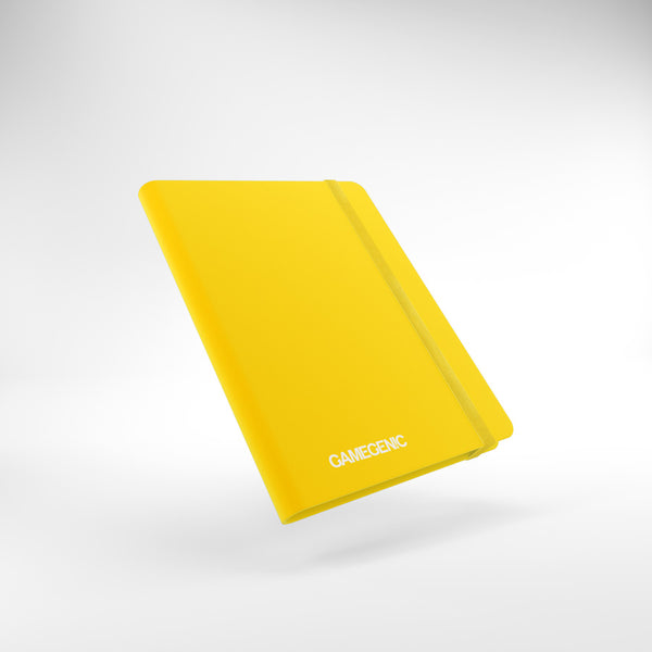 Gamegenic Casual Album 18-Pocket - Yellow - UltimateTCG
