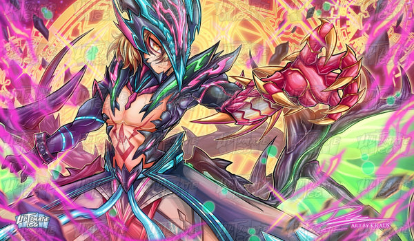 Dragdriver Luard Playmat