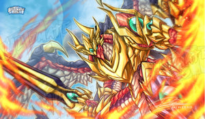 Cardfight!! Vanguard Playmat - Dragonic Blademaster Souen