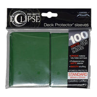 Ultra Pro Eclipse Standard Pro Matte Card Sleeves - Forest Green - Ultimate TCG Limited
