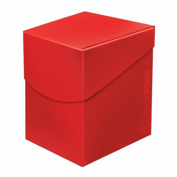 Ultra Pro Eclipse Deck Box - Apple Red - UltimateTCG
