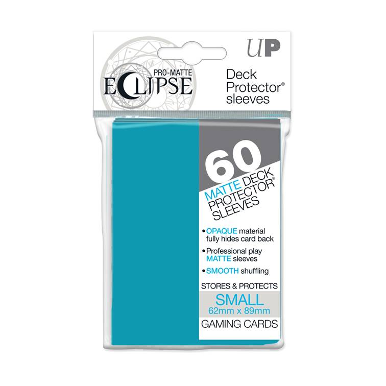 Ultra Pro Eclipse Small Pro Matte Card Sleeves - Sky Blue - UltimateTCG