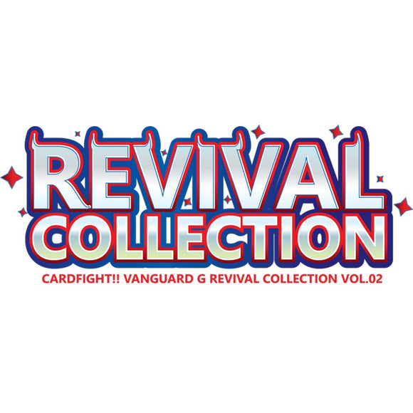 Cardfight!! Vanguard G-RC02 Booster Box - Revival Collection Vol. 2 - UltimateTCG