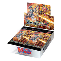 Cardfight!! Vanguard V-BT08 Booster Box - Silverdust Blaze - UltimateTCG