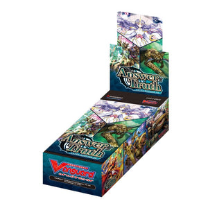 Cardfight!! Vanguard V-EB04 Extra Booster Box - The Answer of Truth - Ultimate TCG Limited