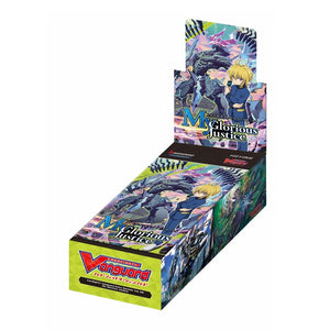 Cardfight!! Vanguard V-EB08 Extra Booster Box - My Glorious Justice - UltimateTCG