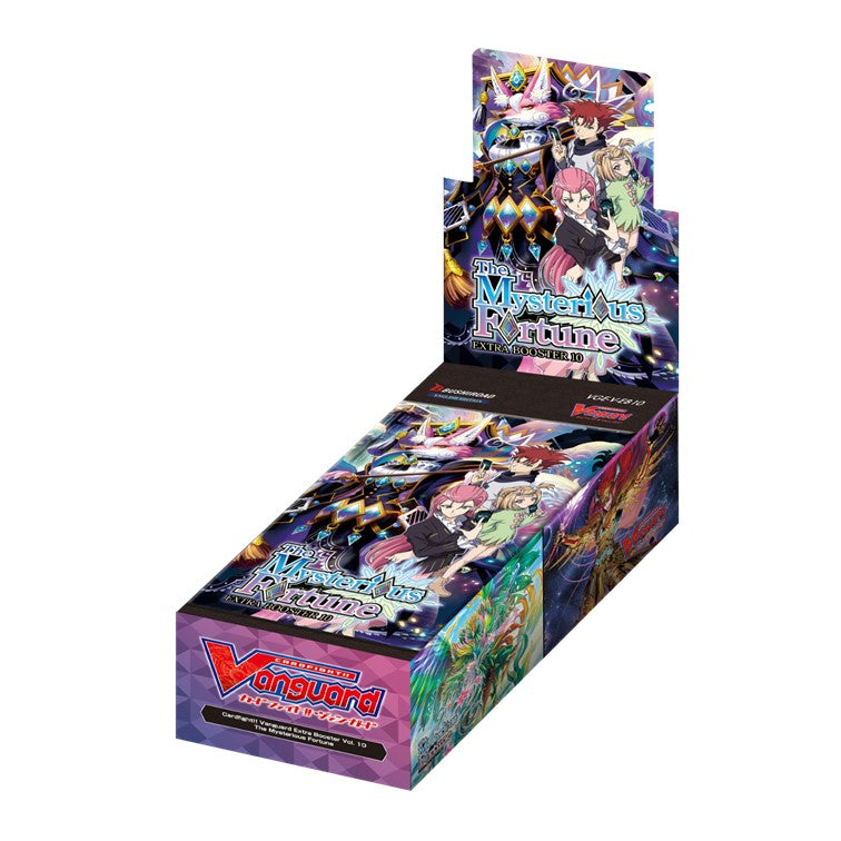 Cardfight!! Vanguard V-EB10 Extra Booster Box - The Mysterious Fortune - UltimateTCG