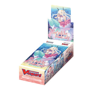Cardfight Vanguard V-EB15 Extra Booster Box Twinkle Melody