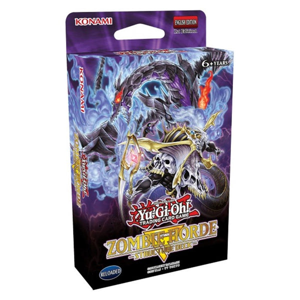Yu-Gi-Oh! Structure Deck: Zombie Horde - UltimateTCG