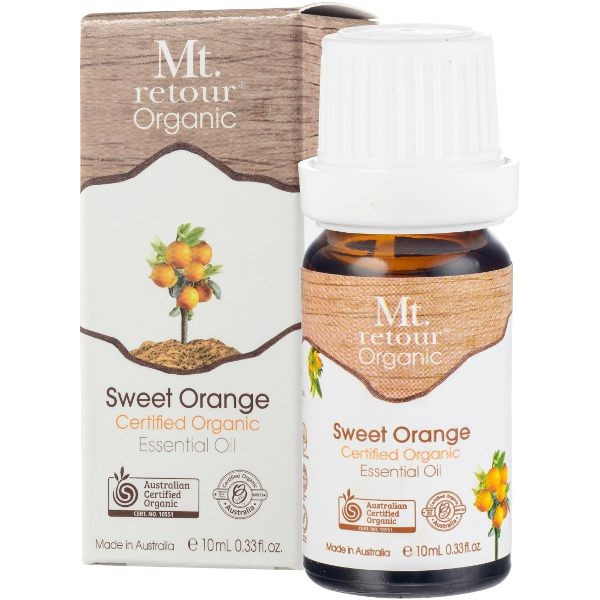 Mt Retour organic essential oils